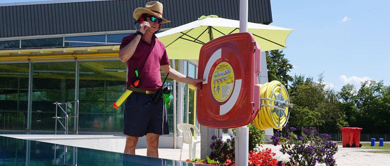 TIPPS für Aufsichtskräfte bei Sommerhitze im Freibad